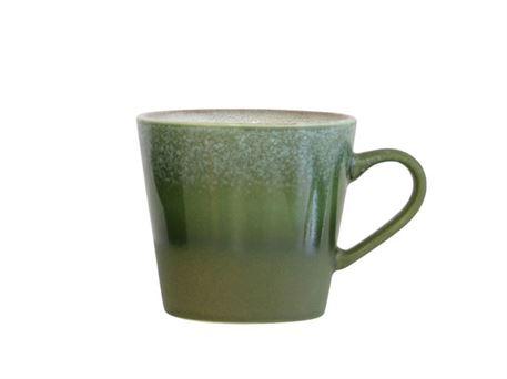 krus keramik Keramik krus med hank   Grass   Notre Dame krus keramik