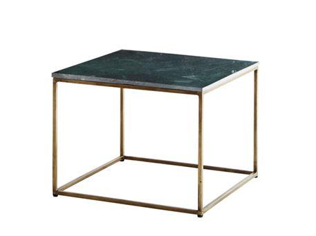 Grøn marmor bord