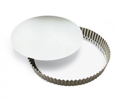 Tærteform med løs bund 28 cm